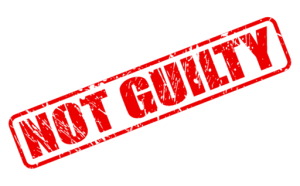 DUI Case Not Guilty
